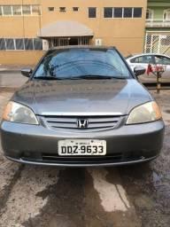 Vendo ou Troco Honda Civic 2002