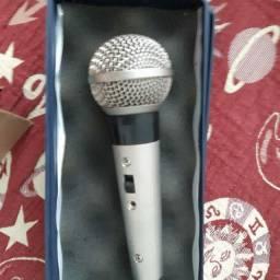 Microfone Le son sm 58 p-4
