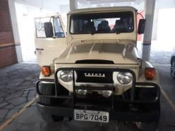 Toyota Bandeirantes Jipe Longo
