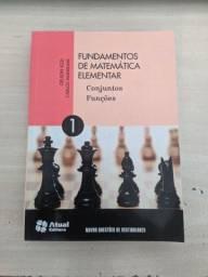 Fundamentos de Matemática Elementar - Vol 1 (Conjuntos e Funções)