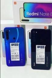 Xiaomi note 8 note 9 novos lacrados