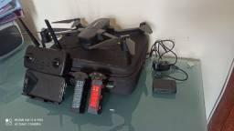 Drone Hubsan Zino PRO - 4k - 4km de distância - 2 baterias