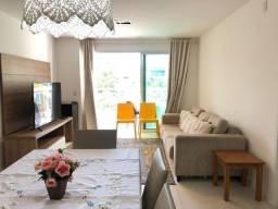 GV25 - Alugo excelente apartamento no Golf Ville Resort - Porto das Dunas