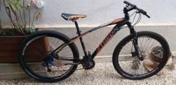Bicicleta aro 29 Tamanho 17 (M)