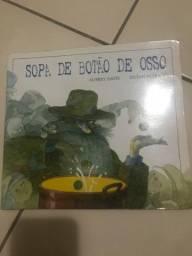 Livro Sopa de botão e osso