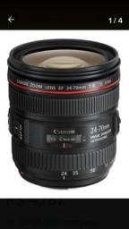 Lente Canon 24 70