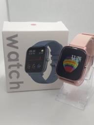 Smartwatch P8 (ENTREGA GRÁTIS)