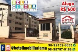 Alugo Apartamento Bela Cintra por 600 (próximo a Estrada de Ribamar)