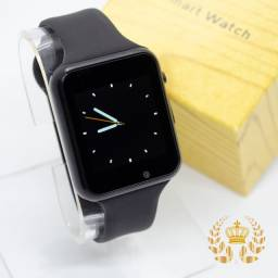Relógio SmartWatch A1 Chip Bluetooth Ligação