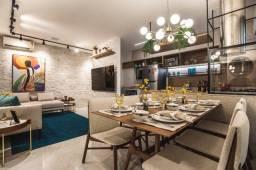 Apartamento 2 e 3 quartos com churrasqueira a carvão pagamento facilitado