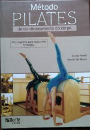Metodo pilates de condicionamento do corpo