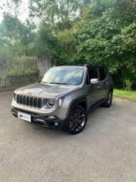 Jeep renegade limited 1.8 flex 2019