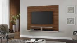 Painel Sion p/ TV até 58'' com suporte de TV incluso