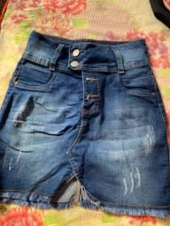 Duas saias tamanho 38