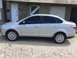 Fiat Grand Siena Essence, 1.6, Ano 2014.