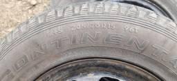 4 pneus 205/70/15 Continental