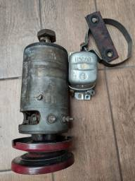Dínamo e regulador de voltagem Bosch
