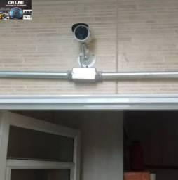 Kit de Câmeras de segurança
