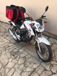 Moto 160 zera vendo ou troco