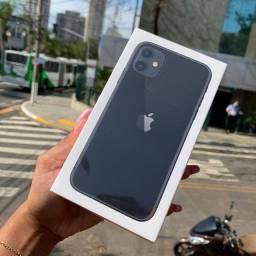 IPhone 11 64GB lacrado original + capa e película de brinde
