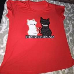 Blusas T-Shirts