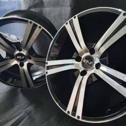 Jogo de rodas aro 17' - Modelo GT7