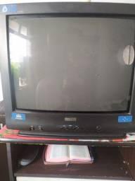 Tv semi tubo Philco