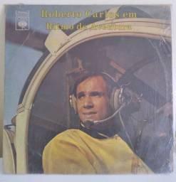 Disco de vinil LP Roberto Carlos