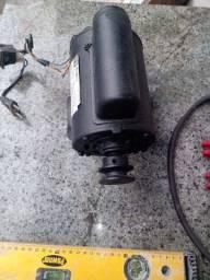 Eixo e motor para Serra ou Betoneira