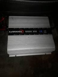 Fonte taramps TEF 100 amperes