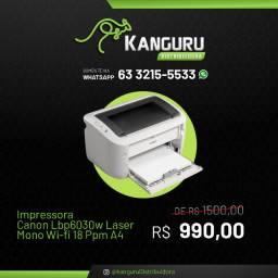 Impressora Canon Lbp 6030w Laser wi-fi