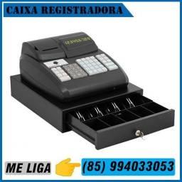 Maquina registradora na promissoria