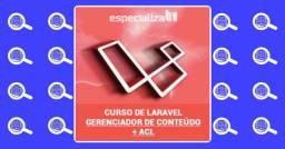 Curso de Laravel - Blog + ACL