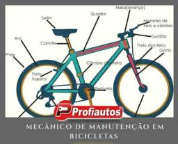 Contrata-se Mecânico de bicicletas URGENTE