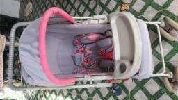 Bebê conforto,carrinho e cadeira para alimentar
