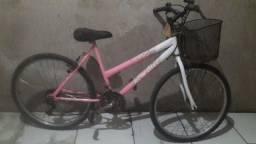 Bike rosa 18 marchas