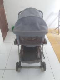 carrinho de bebe super consevado