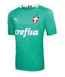 Camisa Palmeiras Ill 19/20 S/n° - Original Adulto