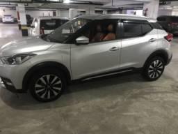 Nissan Kicks SV 1.6 automático completo extremamente novo