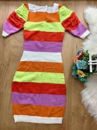 Vestidos Tricô