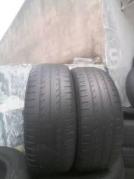 2 pneus 195/55/15 Usados por?