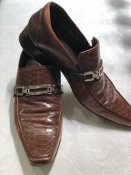 Sapato Original Albanese Numero 39 Marron Excelente Estado