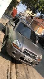 Hyundai tucson 2011/2012 automática 2.0 gasolina recuperado de leilão