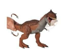 Dinossauro de Brinquedo Jurassic World - Carnotauro Controle