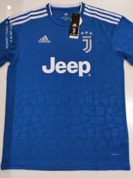 Camisa Juventus Third Adidas 19/20 - Tamanhos: P, M, G
