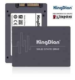 SSD 128gb KingDian® Novo! Testo na Hora! +brinde, até 12x no cartão