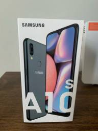 Samsung A10s 32gb Preto - Novo - Lacrado