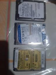 Tenho HD de notebook para venda