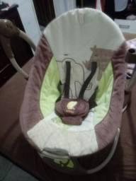 Cadeirinha de balanço para bebê unissex