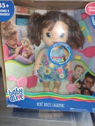 Bebê Alive- Bebê Doces Lagrimas